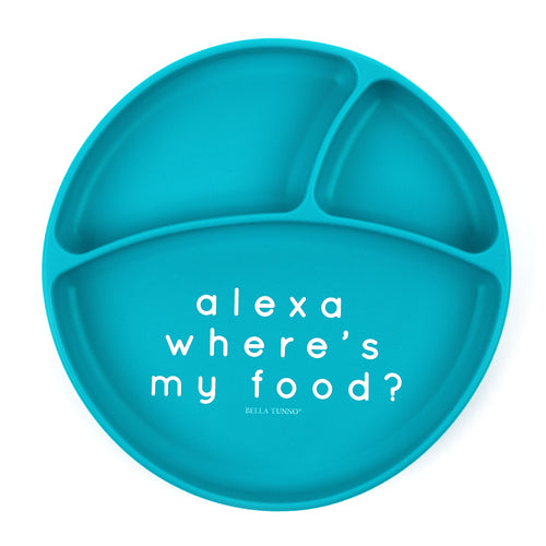 Wonder Plate: Alexa Where's My Food
