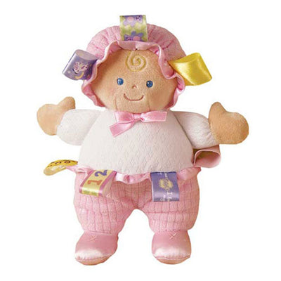 Taggies Baby Doll - 8""