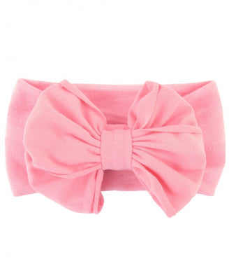 Pink Big Bow Headband