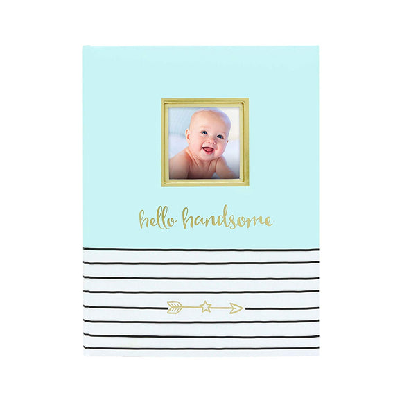 Baby Books - Hello Handsome