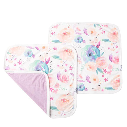 Three-Layer Security Blanket Set - Bloom
