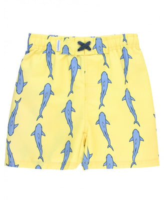 Jawsome Swim Trunks