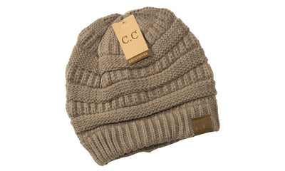 CC Hat - Taupe