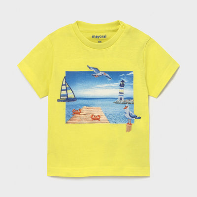 Lime Short Sleeve T-Shirt