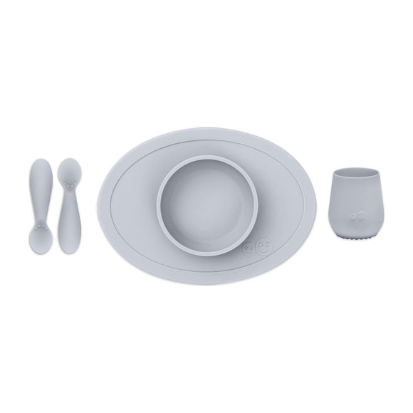 First Foods Set - Gray