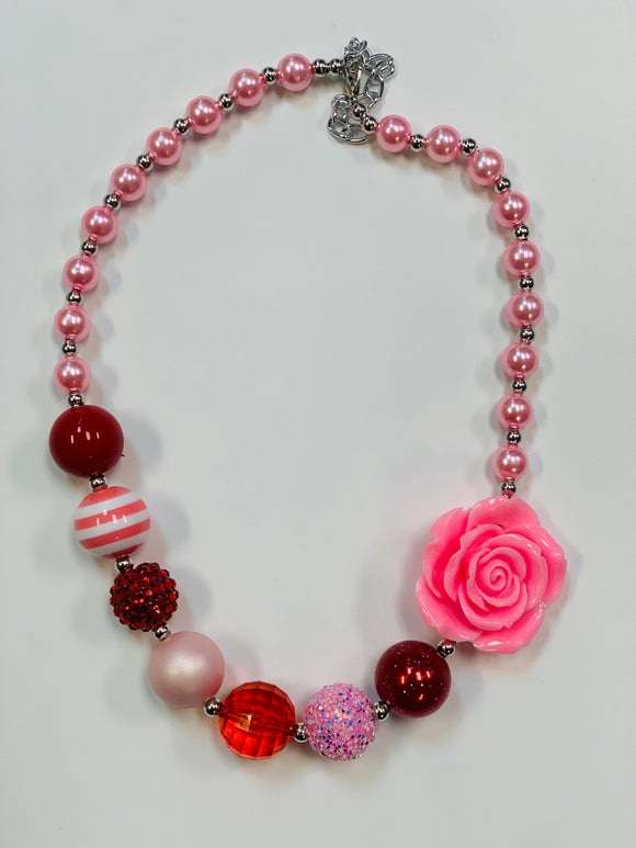 Sweetheart Bubble Necklace