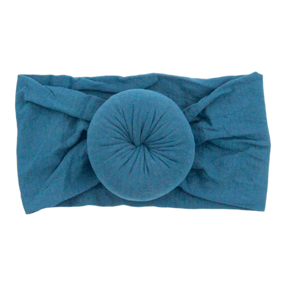 Turban Headband- Teal