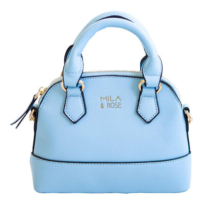 Mila and Rose Purse - Bluebird