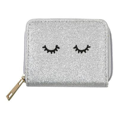 Mila and Rose Wallet - Silver Wallet