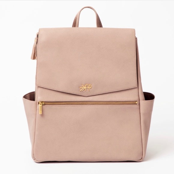 The Classic Diaper Bag - Mauve