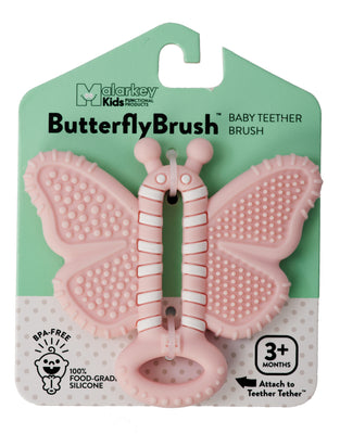 Toothbrush Teether- Butterfly Brush