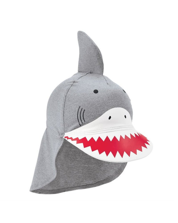 Shark Swim Hat