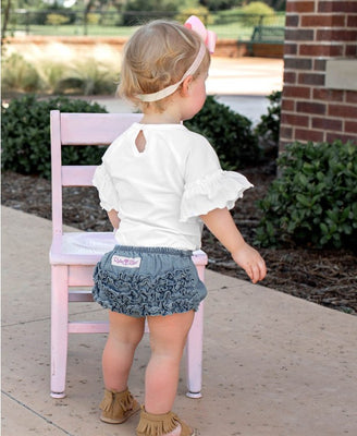 Lightwash Denim Bloomers