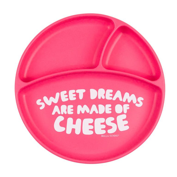 Sweet Dreams Wonder Plate - Pink