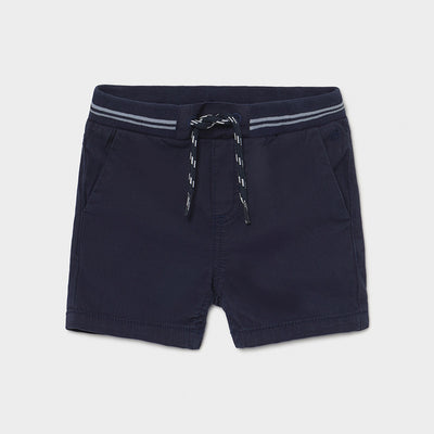Nautical Twill Bermuda Shorts