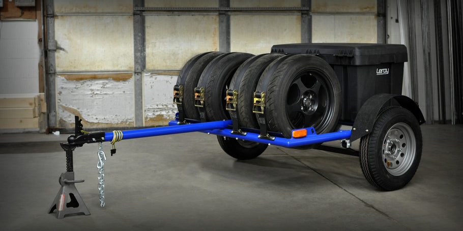 To Build or to Buy: Tire Trailers 101