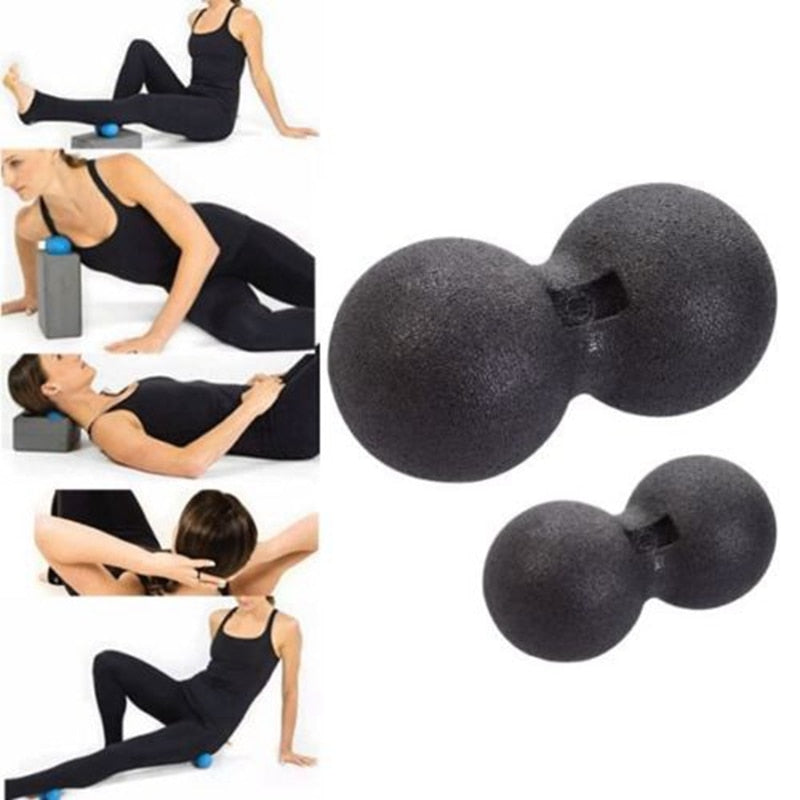 12x24(cm) Red Peanut Massage Ball/Muscle Relieve