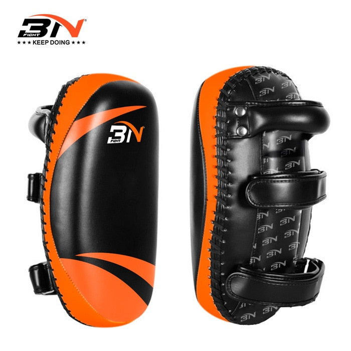 BNPRO Orange Thai Boxing Pads