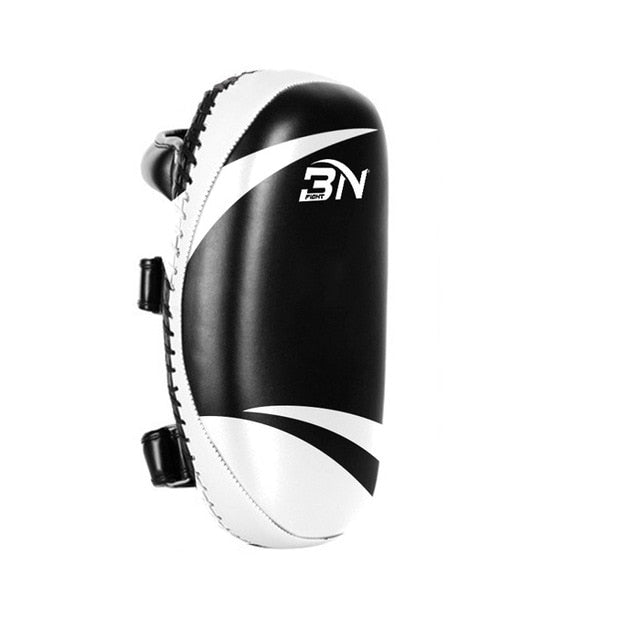 BNPRO White Thai Boxing Pads