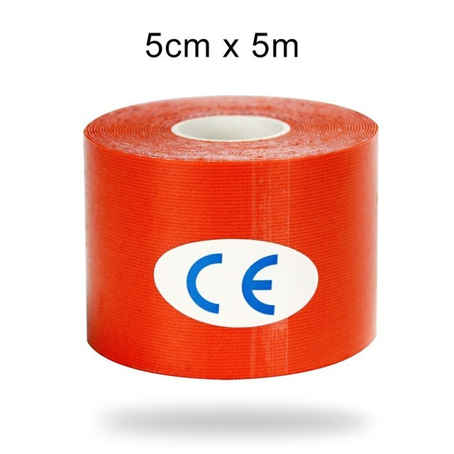 5cm Multi Color Elastic Tape/Athletic Recovery Bandage