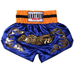 ANOTHER BOXER Blue Fury Muay Thai Shorts