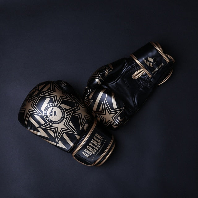 ANOTHER BOXER Star Bronze Muay Thai Gloves