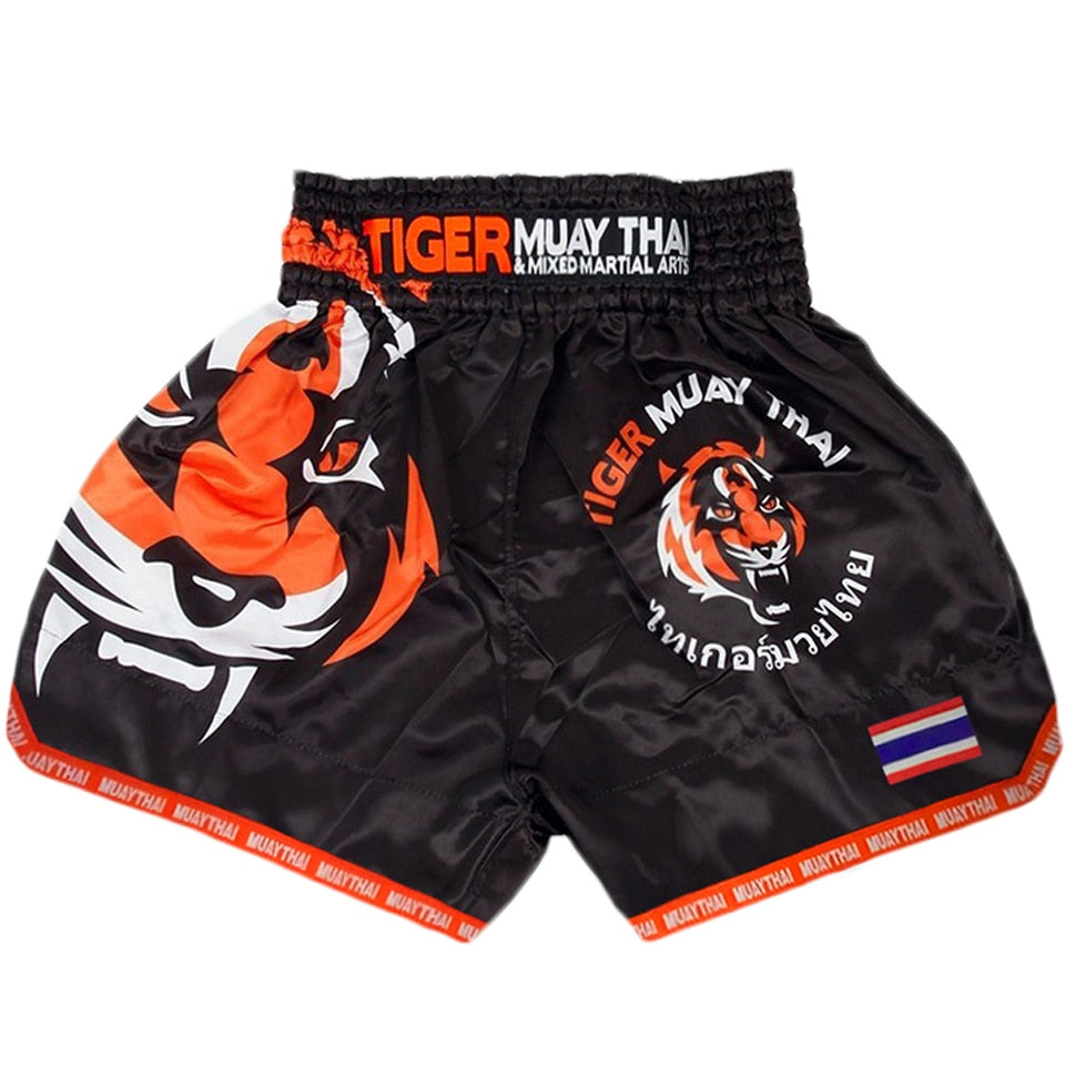 TIGER Muay Thai Shorts