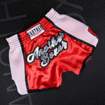 ANOTHER BOXER Red/Pink Muay Thai Shorts