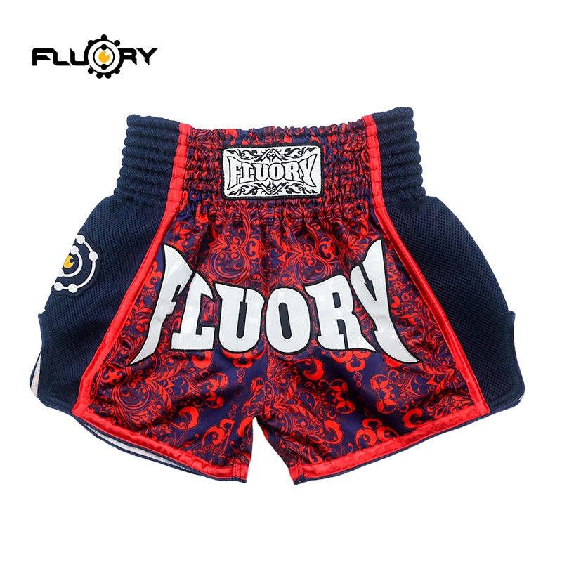 Fluory Stylish Fight Shorts