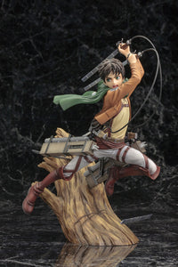 *PREVENTA* Attack on Titan Eren Yeager ARTFX J 1:8 Scale