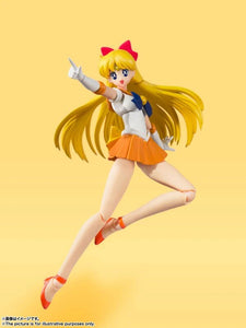S.H. Figuarts Sailor Venus -Animation Color Edition