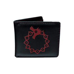 The Seven Deadly Sins Set de Regalo - Cartera  y llavero