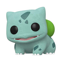 Cargar imagen en el visor de la galería, Funko Pop! Games: Pokemon – Flocked Bulbasaur, Spring Convention Exclusive