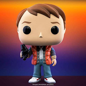 Funko Pop! Movies: Back to the Future - Marty in Puffy Vest