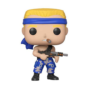 Funko Pop! Games: Contra - Bill