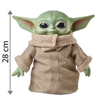 Cargar imagen en el visor de la galería, Star Wars The Child Plush Toy, 11-inch Baby Yoda-The Mandalorian