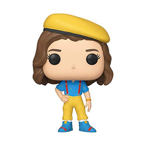 Funko Pop! TV: Stranger Things - Eleven, Yellow Outfit, Exclusive