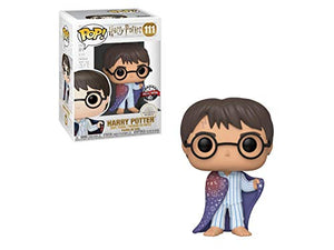 Funko POP! Harry Potter #111 - Harry Potter [in Invisibility Cloak] Exclusive