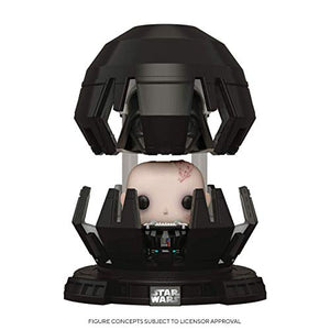 Funko Pop! Deluxe - Star Wars Darth Vader in Meditation Chamber, 10""