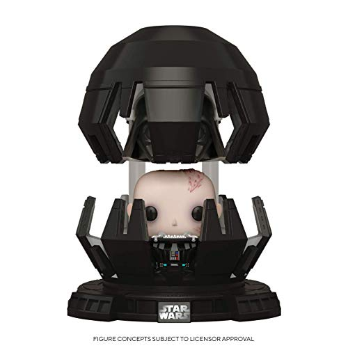 Funko Pop! Deluxe - Star Wars Darth Vader in Meditation Chamber, 10