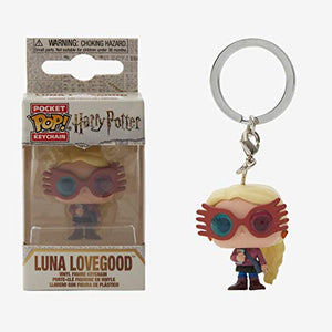 Funko Pop! Keychain: Harry Potter - Luna Lovegood,