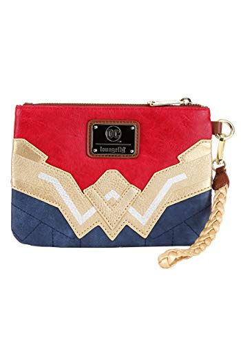 Loungefly Wonder Woman - Bolso Cosmetiquera