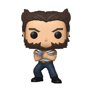 Funko Pop! Marvel: X-Men 20th Anniversary - Logan - Wolverine