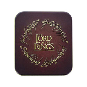 Juego de Cartas The Lord of The Rings Cubierta de Metal