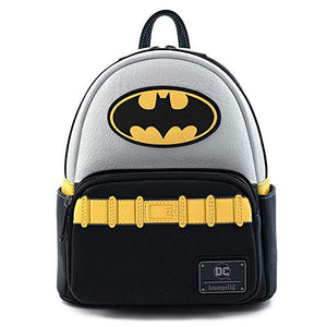 Loungefly Vintage Batman Cosplay Mini Mochila