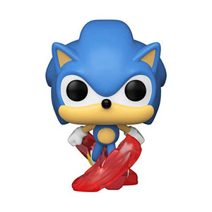 Funko Pop! Games: Sonic 30th Anniversary - Running Sonic The Hedgehog