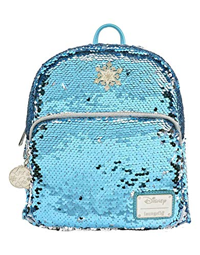 Loungefly Mini Mochila Frozen Elsa