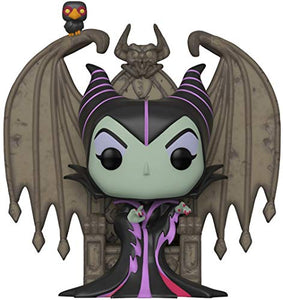 Funko Pop! Deluxe: Villains - Maleficent on Throne