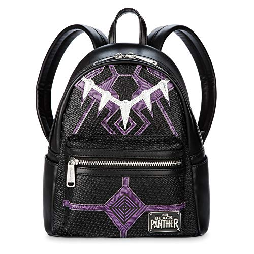 Loungefly Mini Mochila Black Panther
