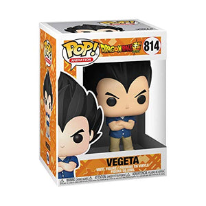 Funko Pop! Animation: Dragon Ball Super - Vegeta,